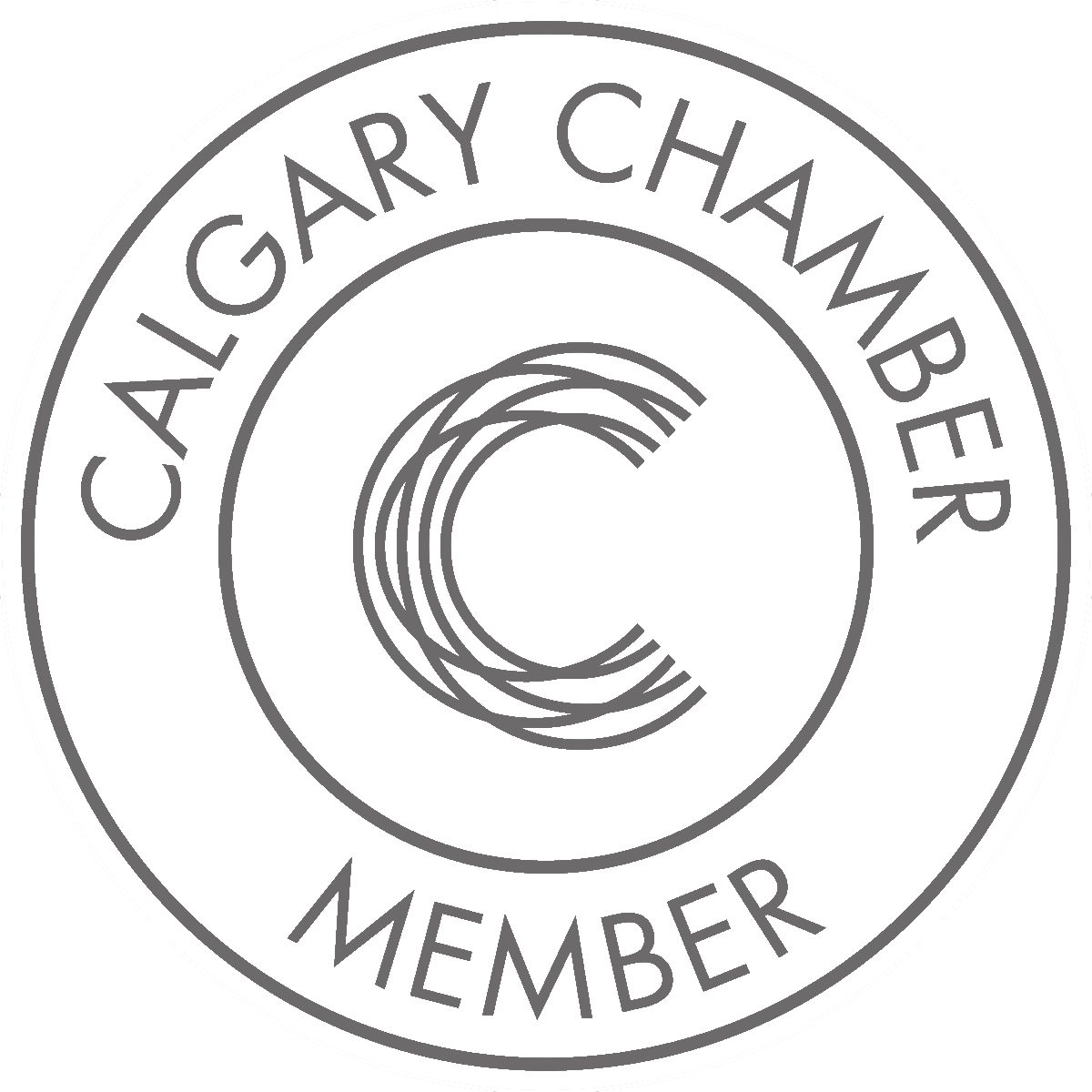 Proud member of the Calgary Chamber of Commerce