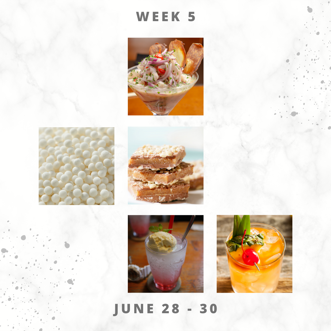 Eat For Life By Marsha - June 2021 Food Days – June 27 to 28