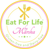 Eat For Life By Marsha creates nutritious gluten-free and dairy-free recipes made from wholesome ingredients and provide products and resources to support your health and happiness.