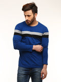 Indigo Round Neck T-Shirt