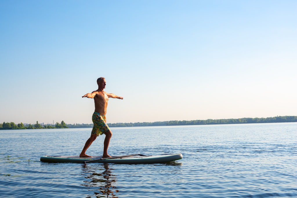 Stand Up Paddle (SUP) Boarding For Fitness: What Are The Benefits?