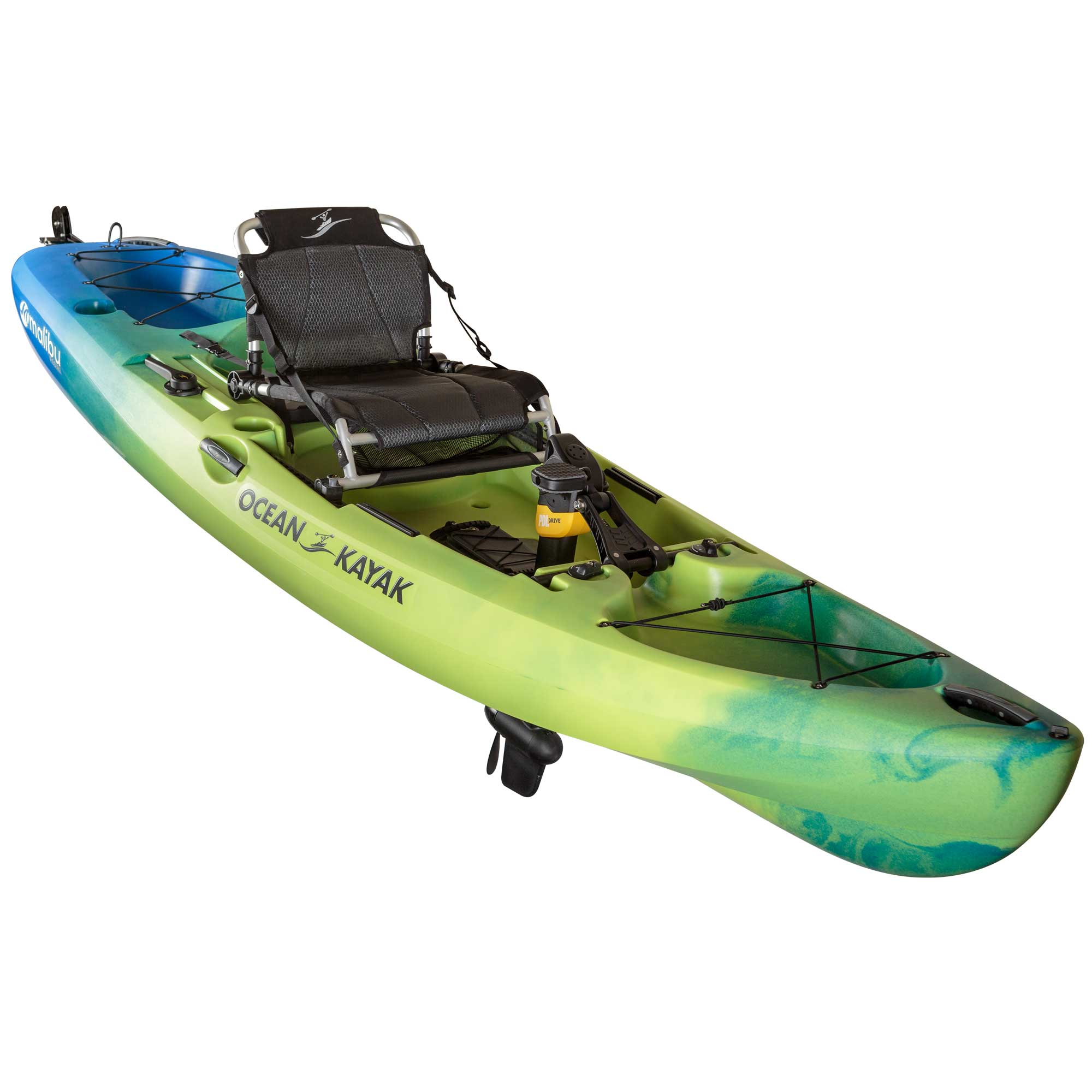 Ocean Kayak Malibu Pedal Kayak reduced from $4219 to $2599! 2 ONLY