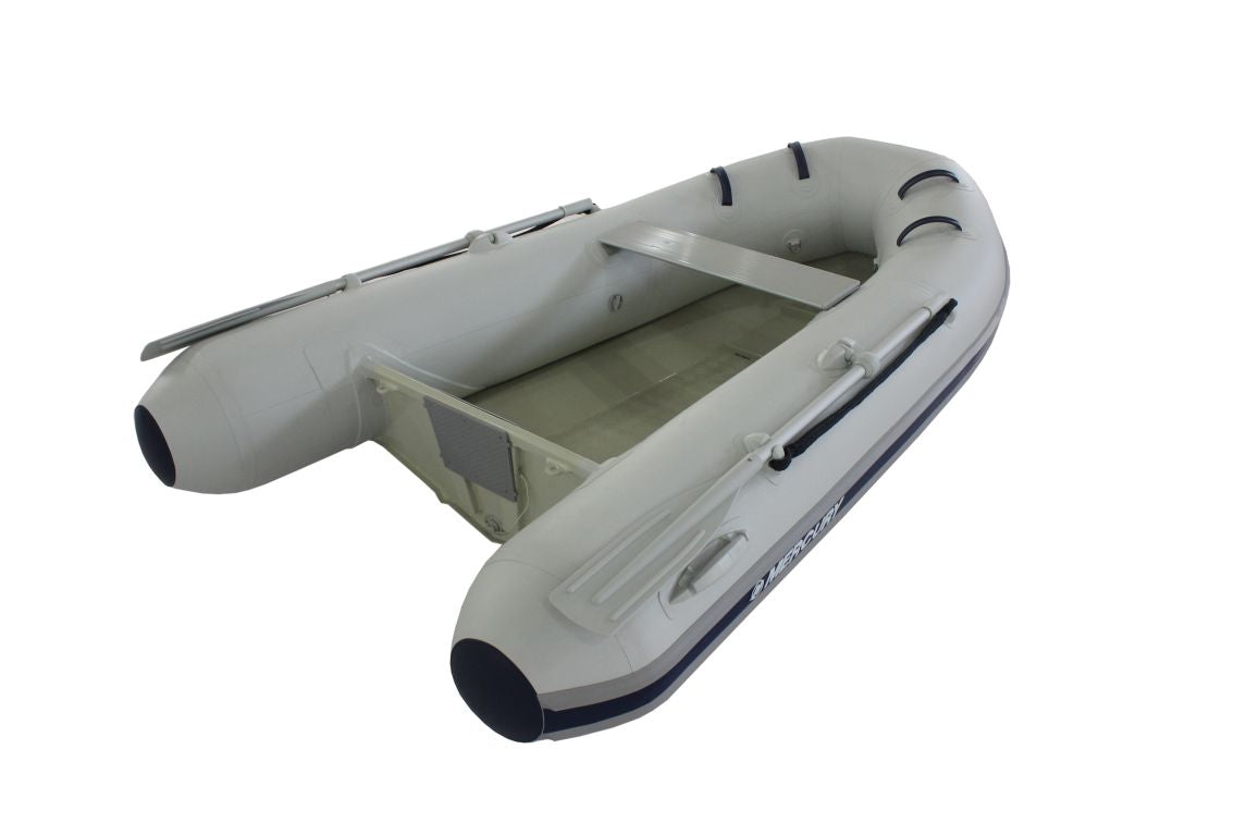 Mercury 320 Aluminium Hypalon RIB - waves-overseas