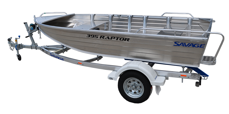 Savage 395 Raptor V-Punt