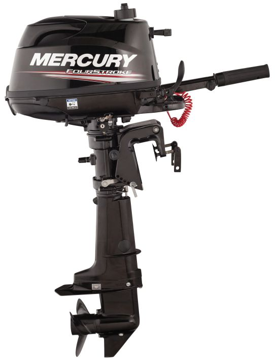Mercury 6hp 4 Stroke - waves-overseas