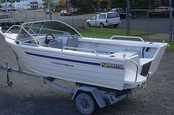 Horizon 415 EasyFisher Runabout - waves-overseas