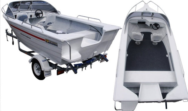 Horizon 450 EasyFisher Runabout - waves-overseas
