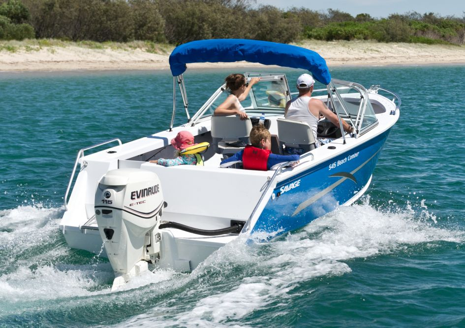 Savage 545 Beach Comber Bowrider
