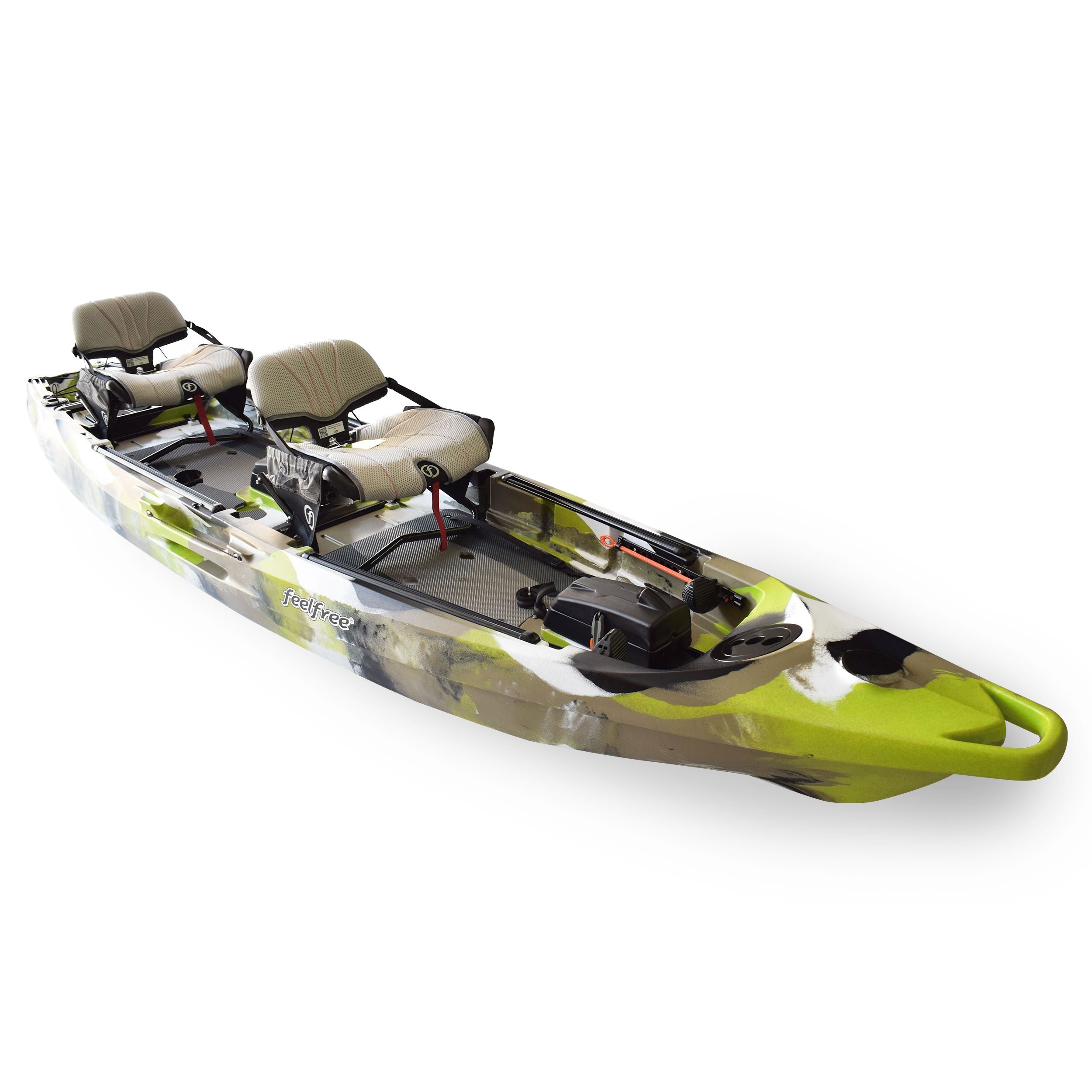 Feel Free Lure Ii Tandem Waves Overseas Ideal for lakes rivers and estuaries this 2 person light and compact kayak is constructed from heavy. waves overseas