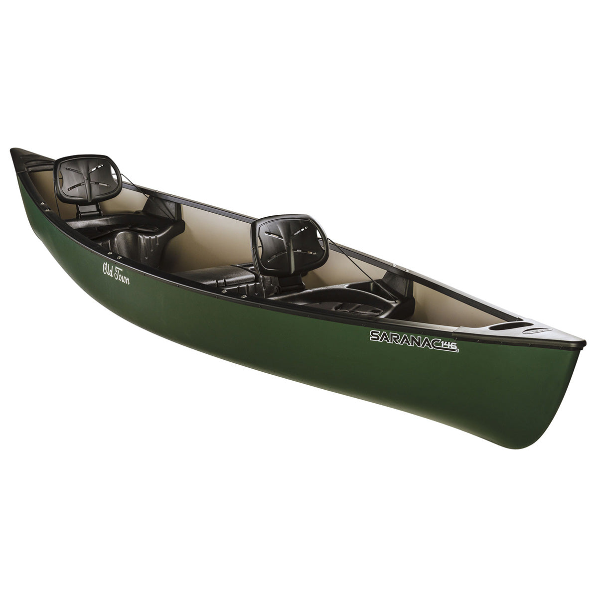 Old Town Saranac 146XT Canoe with 2 free paddles