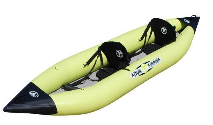 Aqua Marina K2-2 Inflatable Kayak - waves-overseas