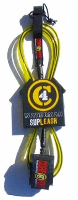 C4 Waterman SUP Leash - waves-overseas