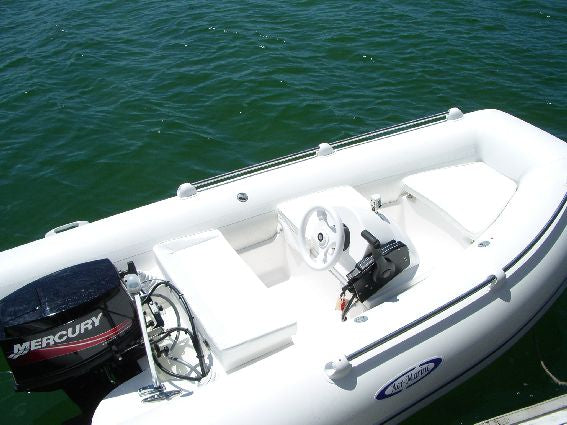 Aer Marine 320 Evolution Luxury RIB (hull only) - waves-overseas