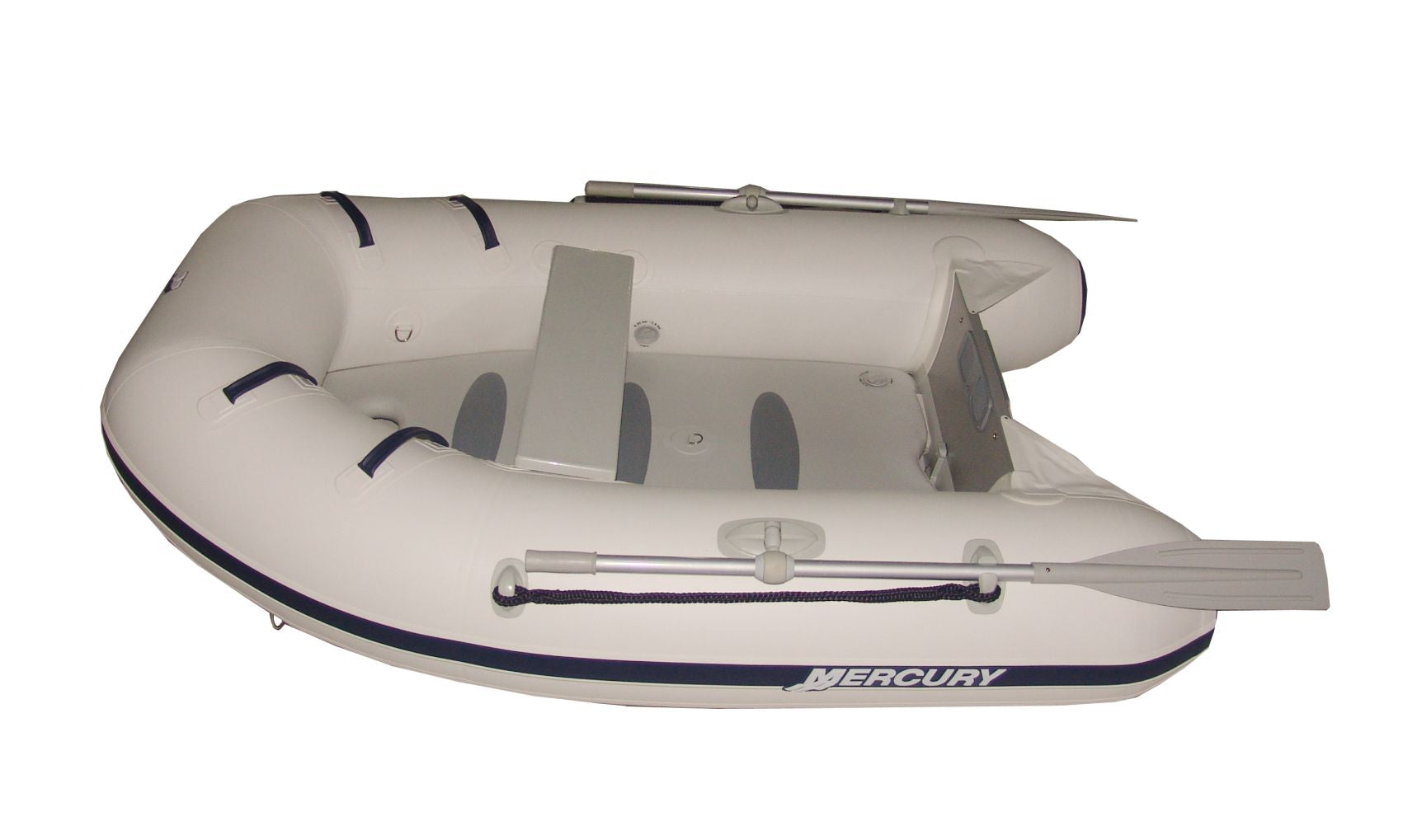 Mercury 250 Air deck Hypalon - waves-overseas