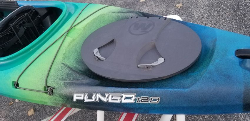 Wilderness Systems Pungo 120 - waves-overseas