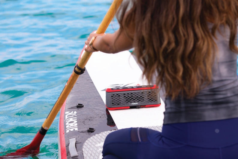 Fusion Stereo Active Portable Waterproof Floating Stereo - waves-overseas