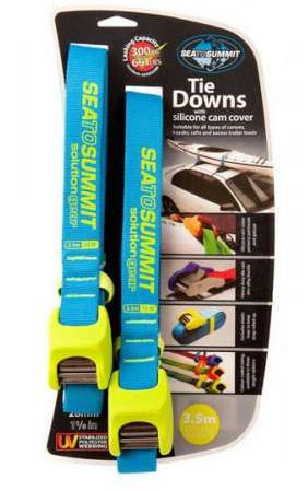Sea to Summit Kayak/Canoe Tie Down Straps 3.5m