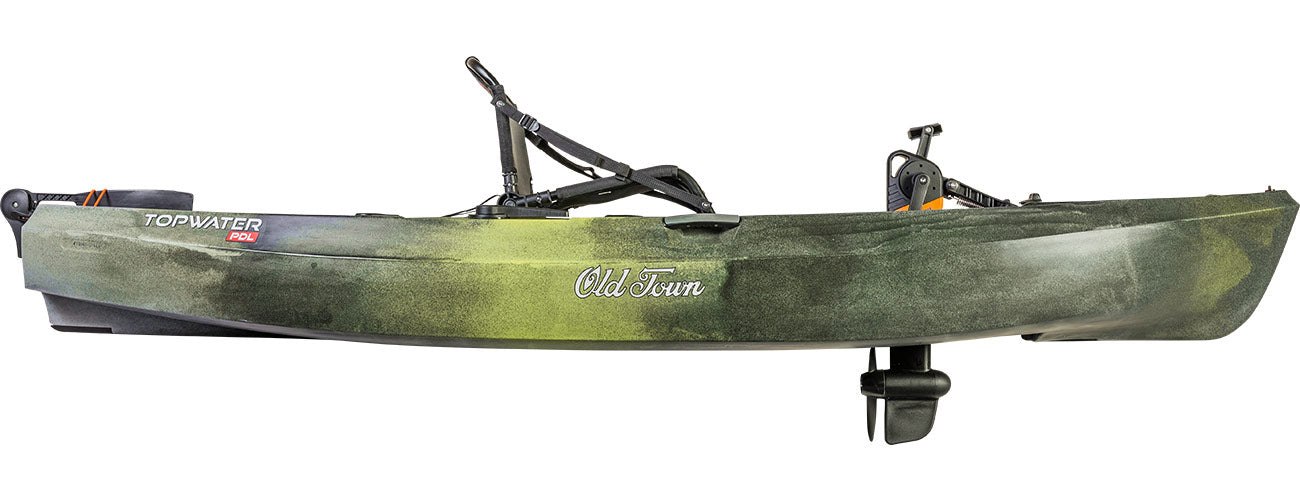Old Town Topwater 106 PDL