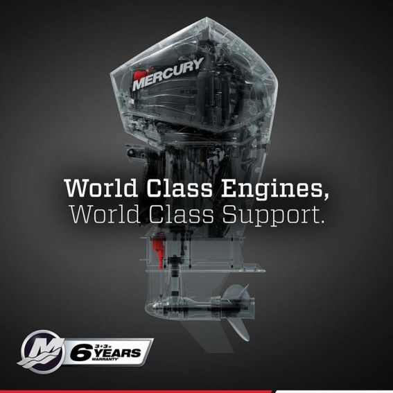 Mercury 20hp EFI 4 Stroke - waves-overseas