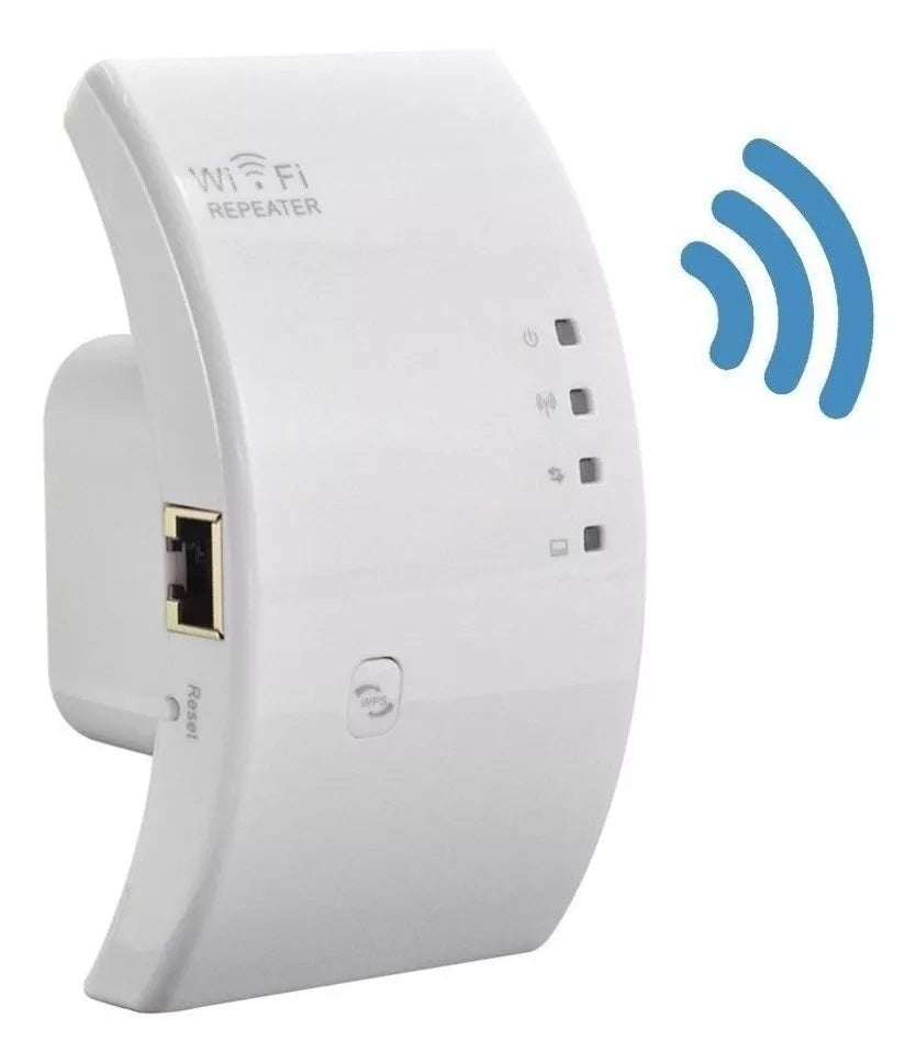 Repetidor Expansor De Sinal Wifi Internet Roteador Wireless