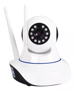 Câmera Ip 720p P2p Hd Wireless 2 Antenas Wifi Yoosee