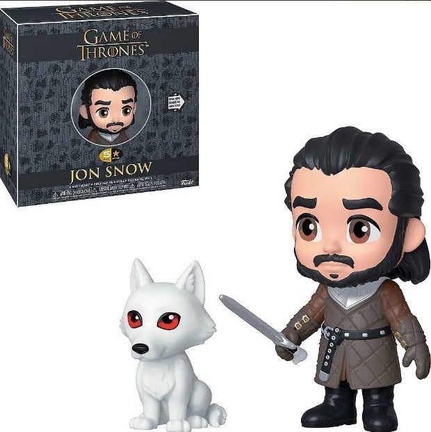 5 Star Harry Game Of Thrones Jon Snow Funko