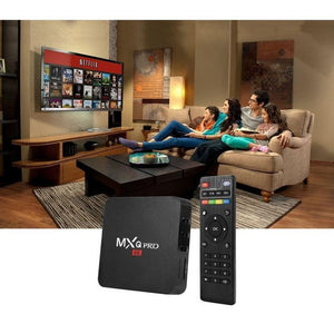 MXQ Pro Android Transforme tv Smart 3gb ram