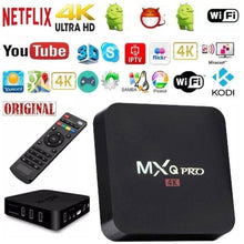 Carregar imagem no visualizador da galeria, MXQ Pro Android Transforme tv Smart 3gb ram
