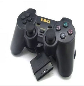 Controle Playstation 2 Ps2 Ps1 Com Fio Analogic B-MAX