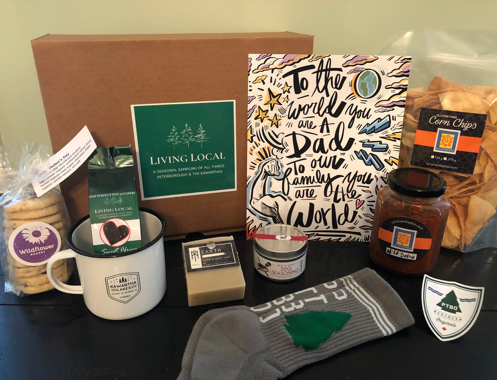 FATHER'S DAY BOX REVEAL
