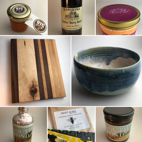 Gift Ideas Living Local
