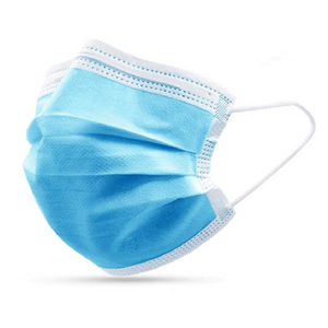 3-Ply Type IIR Surgical Face Mask - Box 50