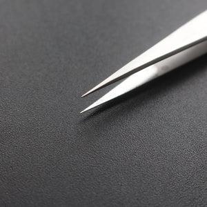 Thin Pointed Tip Forceps - 12cm