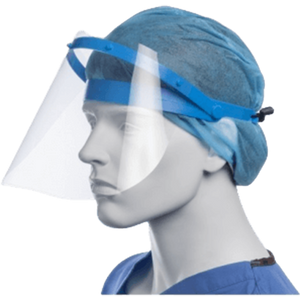 CENTAMASK Face Shield - Flip-up Visor  - SPECIAL OFFER Pk 20