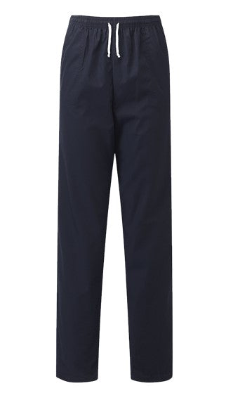 Podiatry Classic Scrub Trousers - Navy