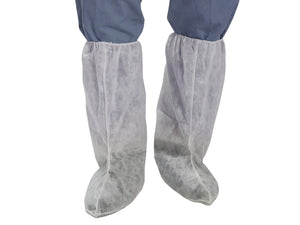 Nonwoven Boots / Leg covers - White - Box 50