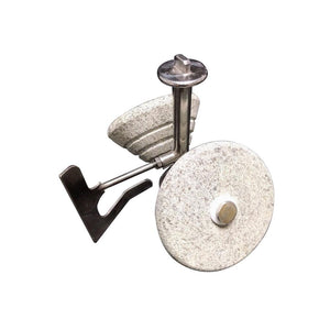 Cocoatown Accessories Conical Roller Stone Assembly for ECGC 12SLTA