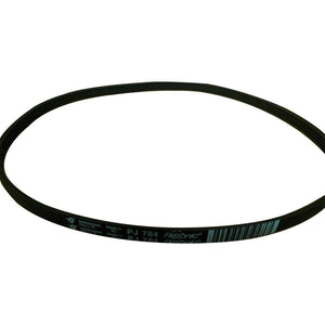 Melangers Parts Poly V Belt PJ 784