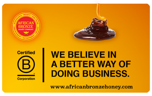 African Bronze Honey B Corp Gift Card
