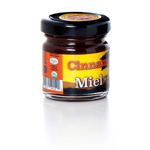 Cinnamon & Honey - 50 g / 1.76 oz Glass Jar