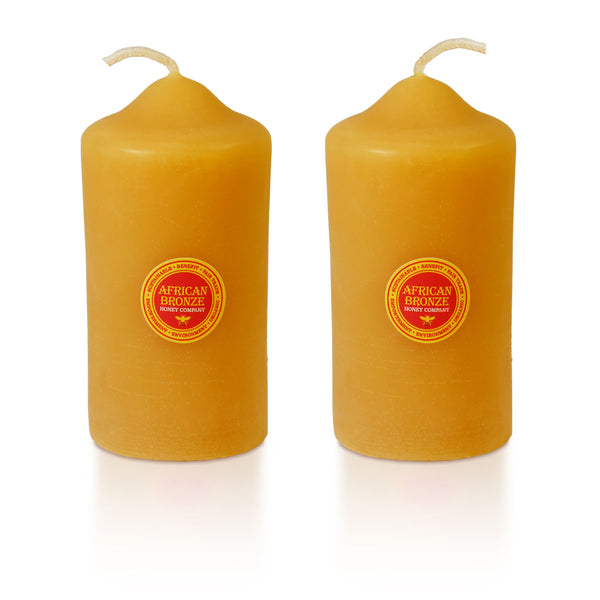 Pair of Pillar Candles - Bundle