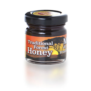 Classic Zambian Forest Honey Mini Jars