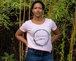 Tee-shirt Octobre Rose