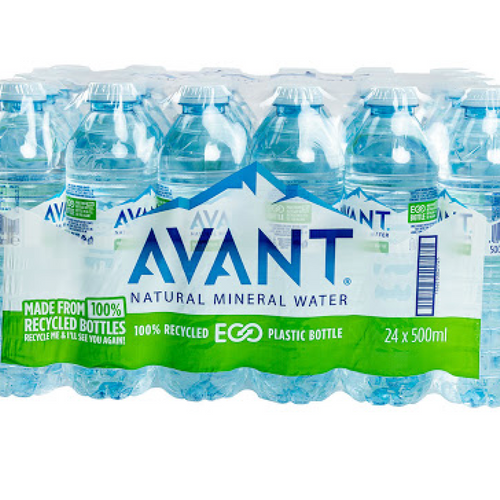 24 pack of Avant Mineral Water