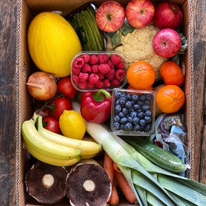 The Luxury Fruit and Veg Mixed Box