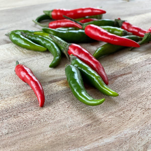 Chillies Small Mixed