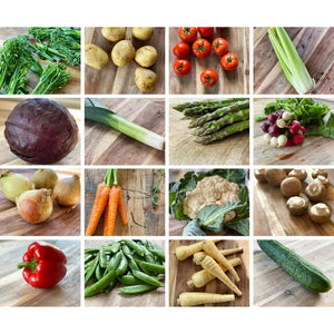 NEW - The Veg Box
