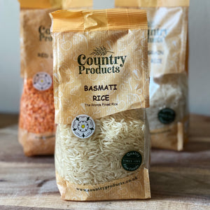 Rice - White Basmati 500g