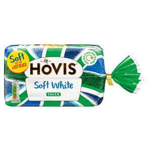 Bread Hovis White Thick Sliced Loaf