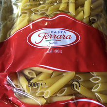 Load image into Gallery viewer, packet of penne tube pasta